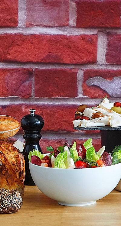 Les formules de buffets & repas